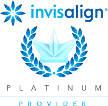 Invisalign logo to show that these Tennessee Orthodontists are Platinum Providers of Invisalign
